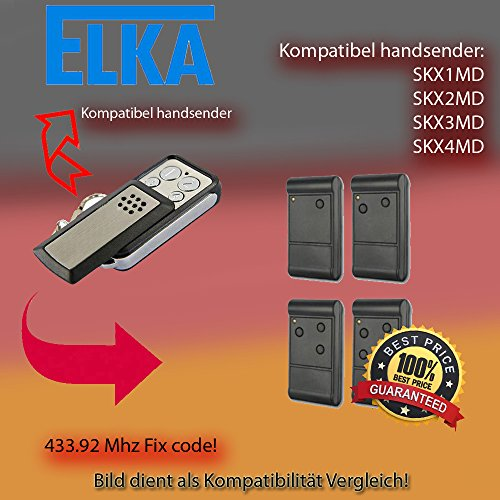 Remote Control Replacement for ELKA