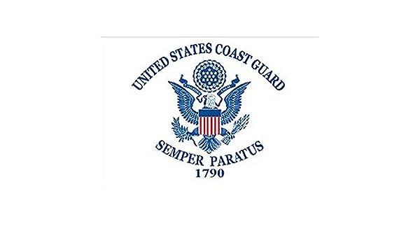 EagleEmblems F8312 Flag-USCG 12in x 18in