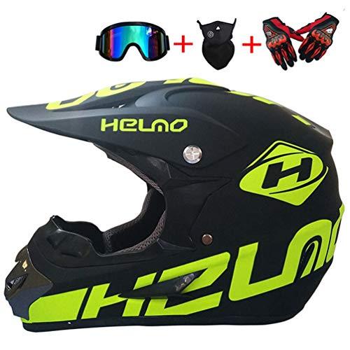 Erwachsene leichte Motocross Helme Komfort Breathable Soft Paint Coated Teenager Fahrradhelm Professionelle Anti Fall Anti Crash Downhill Mountain Road Motorrad Helm...