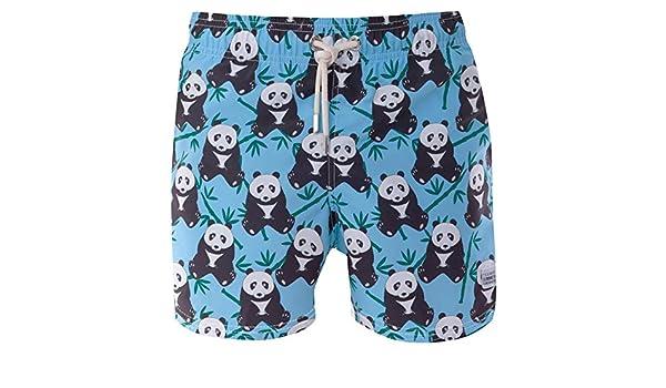 Azul Siete Swim Trunks Monkeys for Men