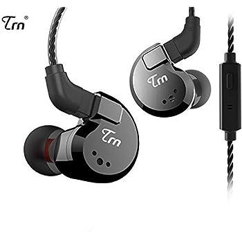 TRN V80 HIFI Auricolari In Ear Auricolari con Microfono b5ef1f8eb62c