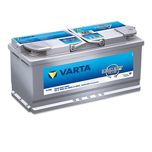 VARTA 605901095D852 Autobatterien Silver Dynamic AGM 12 V 105 mAh 950 A