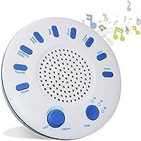Sound Spa Schlaf Relax Machine White Noise Maschine Baby USB Risingmed beruhigend Schlafhilfe Klangtherapie Natur... preisvergleich bei billige-tabletten.eu