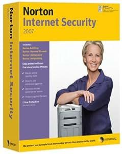 Norton Internet Security 2007 (3 User Licence) (PC)