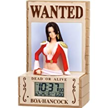 ONE Piece 3d Sound Alarm Clock (boa Hancock) (japan import)