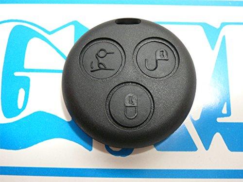 gm-production-450nok-cover-nera-e-tasti-neri-smart-3-tasti-per-chiave-telecomando-usa-tua-chiave-con