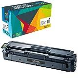 Do it Wiser Kompatible Toner CLT-K504S für Samsung Xpress CLX 4195FN C1810W C1860FW CLX-4195FW CLP-415 CLP-415N CLP-415NW CLP-470 CLP-475 CLX-4195N - Schwarz
