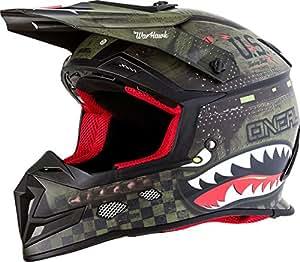 O Neal Element Vandal Jersey nero Neon MX MTB DH maglia Motocross Offroad 0028-61