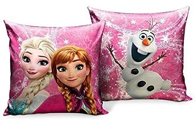 Star Disney Frozen Art. Code- 55897 - Cojín Estampado (35 x 35 cm) de Star S.P.A.