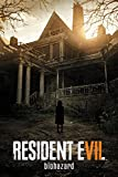Resident Evil 7 - Key Art - Maxi-Poster, Druck, Poster Grösse 61x91,5 cm + 2 St. Posterleisten Kunststoff 62 cm schwarz