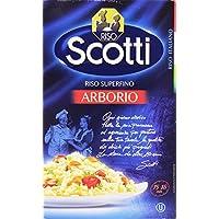 Arroz Scotti–Arroz superfino, Arborio–5unidades de 1kg [5kg]