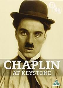 Charlie Chaplin at Keystone [DVD]