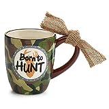 Best Burton & Burton de la taza de café - Burton & Burton Born To Hunt de camuflaje Review