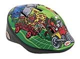 BELL Fahrradhelm Bellino, green circus train, 52-56 cm, 210021010