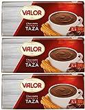 Valor - chocolate a la taza 300 gr. [Pack de 3]