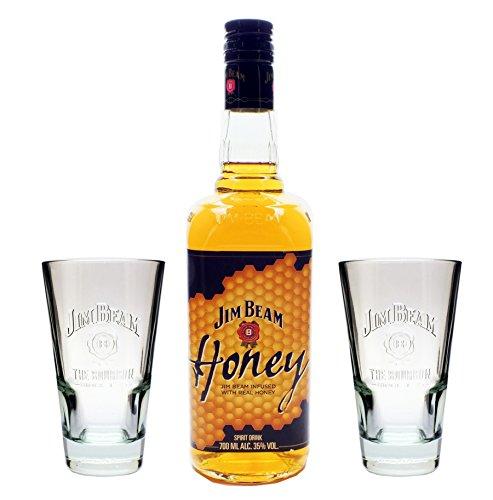 jim-beam-honey-whiskey-35-07l-2-longdrink-glaser-geschenkset