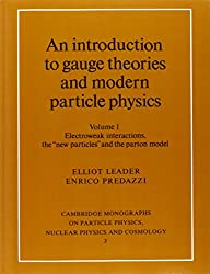 An Introduction to Gauge Theories and Modern Particle Physics 2 Volume Paperback Set