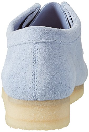 Clarks Originals Wallabee, Boots homme Bleu (Pastel Blue)