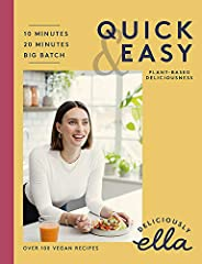 Deliciously Ella Quick & Easy: Plant-based Delicious