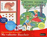 Boscher Valisette + 16 jeux de cartes cover image
