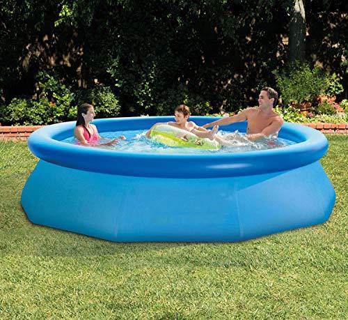 gengyouyuan Übergroßes verdickt Pool für Familienkinder Pool für Erwachsene 305 × 76 cm
