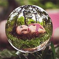 Surenhap Bola de Cristal K9 Artificial decoración de Bola mágica Adorno Juguete para Fotografía Decoración Size