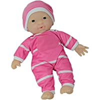 The New York Doll Collection B143 11 Inch/ 28 cm Soft Body Doll in Gift Box (Asian)