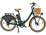 Freego Regency 26 Limited Edition Classic Electric Bike 16aH