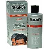 Nicky Chini® Nogrey - Loción para eliminar el pelo gris, 200 ml, extra con keratina