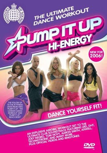 Preisvergleich Produktbild Pump It Up Hi-Energy [UK Import]