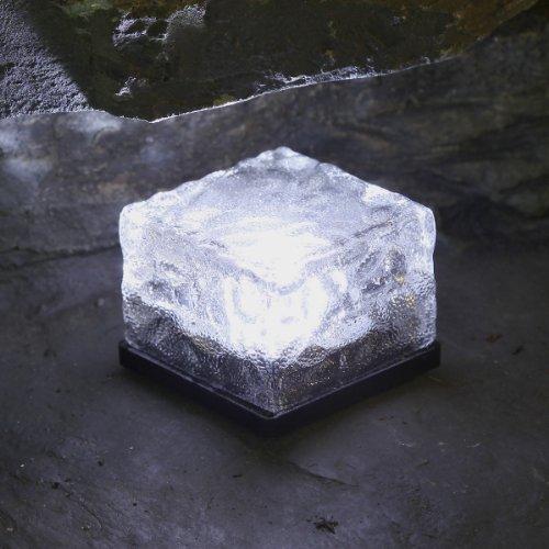 Solar-Powered-4-Pack-Outdoor-Glass-Brick-Garden-Path-Light-by-Festive-Lights
