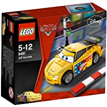 LEGO Cars 9481 - Jeff Gorvette