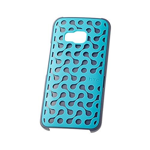 HTC Deco Ständer Schutzhülle One M9-Retail Verpackung-Blau/Pink - Htc Snap Case