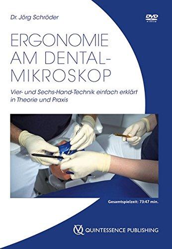 Ergonomie am Dental-Mikroskop: Vier- und Sechs-Hand-Technik einfach erklärt in Theorie und Praxis