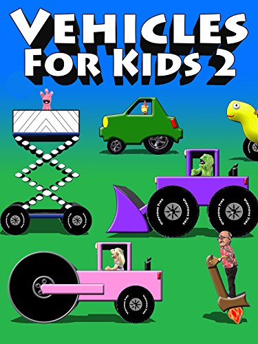 Vehicles For Kids 2 [OV]