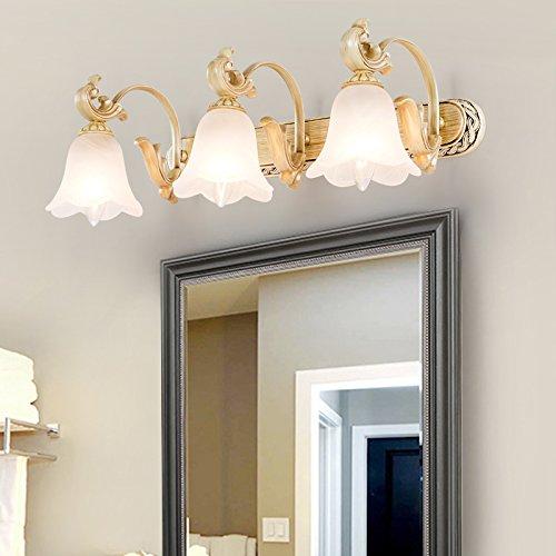 Badewanne Spiegel Lampen, einfache und moderne Kreative Wasserdichte LED-Make-up-Spiegel leuchten Lampe Schutzbrille Schrankbeleuchtung