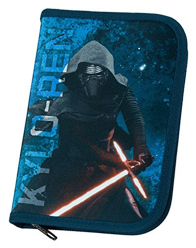 Undercover SWMK7293 Kindergartentasche, Star Wars, ca. 21 x 22 x 8 cm Schüleretui, gefüllt