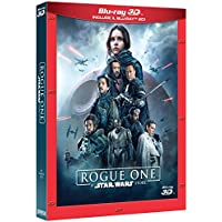 Rogue One: A Star Wars Story (Blu-Ray 3D + 2D);Rogue One - A Star Wars Story