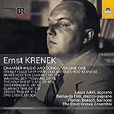 Kammermusik und Lieder,Vol.1