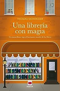 Una librería con magia par Thomas Montasser