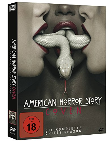 American Horror Story: Coven (Die komplette dritte Season) [4 DVDs]
