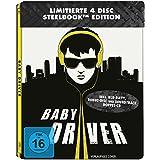 Baby Driver Steelbook