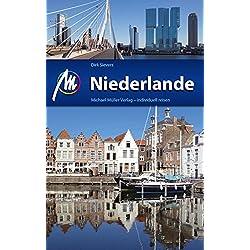 Niederlande Reiseführer Michael Müller Verlag: Individuell reisen mit vielen praktischen Tipps.