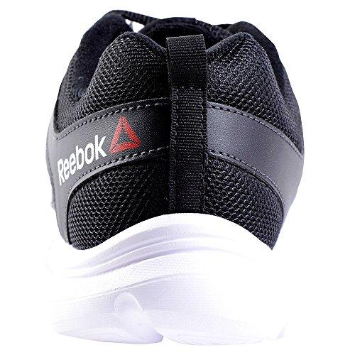 Reebok Speedlux, Scarpe da Corsa Uomo Multicolore (Negro/ Blanco (Black/Black/White))