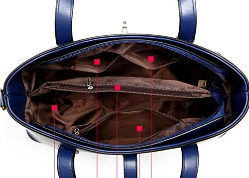 Art Und Weisehandtaschenhandtaschen-Schulterbeutel-Diagonalpaket Handgewebter Einfacher Kleiner Quadratischer Beutel Purple
