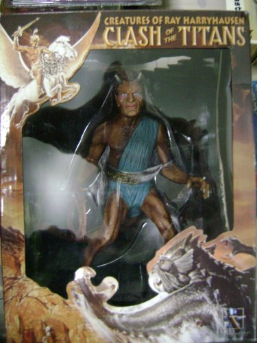 Creatures of Ray Harryhausen Clash of the Titans Calibos Figure by Clash of the Titans