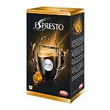 K-Fee Espresto Ritmo, 16 Cápsulas de Café, Intensidad 5