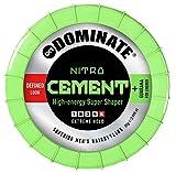 Dominate Séries de Pâte à Coiffer Nitro Cement, Produits de Salon, 85g