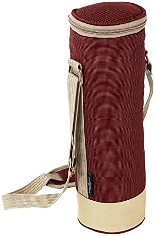 Greenfield Collection Solo Mulberry Red Wine Cooler Bag