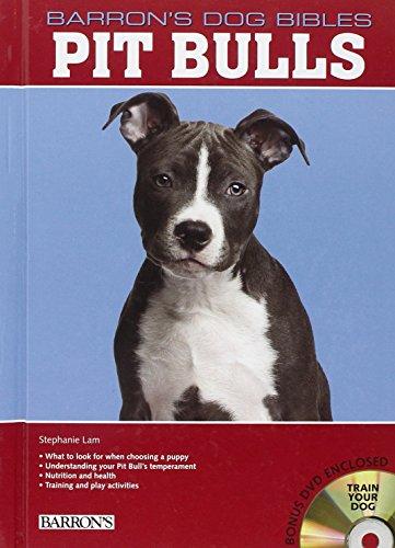 Pit Bulls (Barron's Dog Bibles)